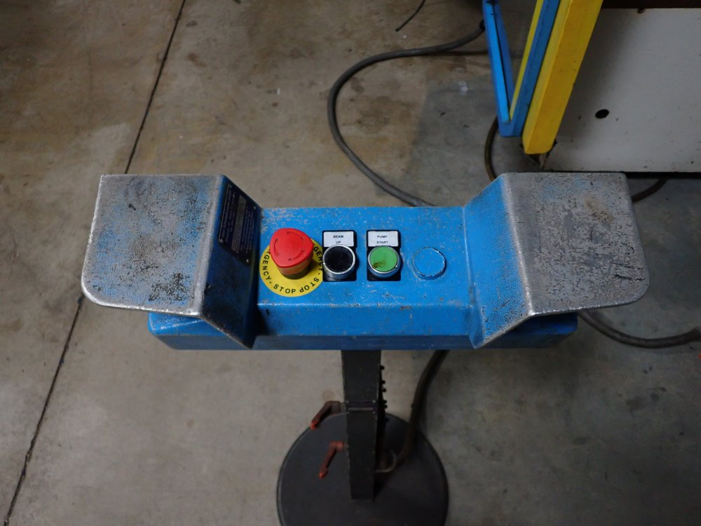 Two hand controls