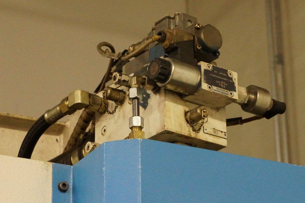 Bosch Rexroth hydraulic system