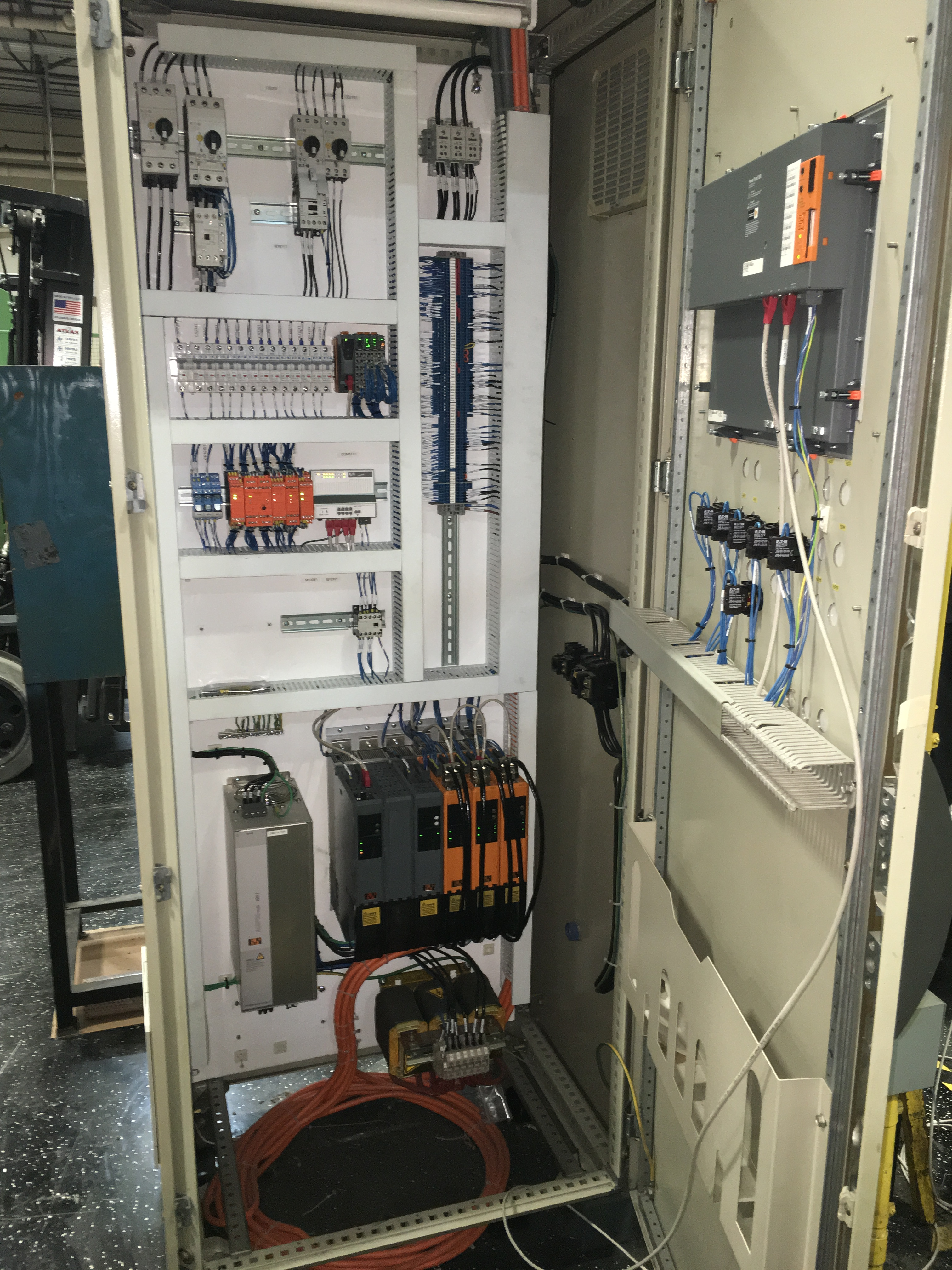 Img 5214 Control Works Control Panels Press Brakes Design Repairs Maintenance Retrofit Products Services Software Training